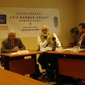 Üsküdar Belediyesi - Azîz Mahmûd Hüdâyî Sempozyumu